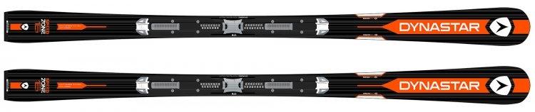 Lyže Dynastar SPEED ZONE TI 16 (KONECT) + NX 12 Konect DUAL WTR B80 Black Orange