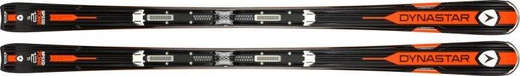 Lyže Dynastar SPEED ZONE 12 TI (KONECT) + SPX 12 Konect DUAL WTR B80 Black Orange