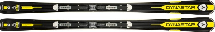 Lyže Dynastar SPEED ZONE 10 TI (KONECT) + SPX 12 Konect DUAL WTR B80 White Icon