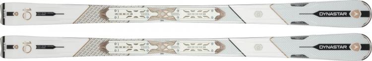 Lyže Dynastar INTENSE 10 (XPRESS) + XPRESS W 11 B83 White Gold