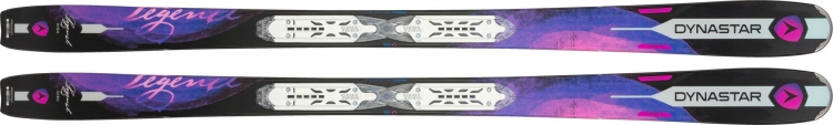 Lyže Dynastar LEGEND W80 (XPRESS) + XPRESS W 10 B83 White Purple