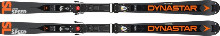 Lyže Dynastar Speed WC FIS SL (R22) + SPX 15 Rockerflex Balck Icon