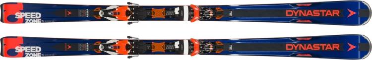 Lyže Dynastar Speed Zone 10 TI (KONECT) + NX 12 Konect Dual B80 Black Orange