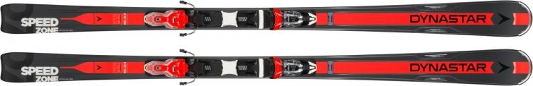 Lyže Dynastar Speed Zone 7 Black (XPRESS) + Xpress 11 B83 Black Red