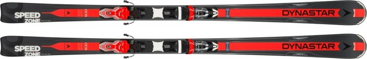Lyže Dynastar Speed Zone 7 Black (XPRESS) + Xpress 11 B83 Black Red
