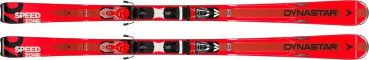 Lyže Dynastar Speed Zone 7 Red (XPRESS) + Xpress 11 B83 Black Red