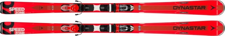 Lyže Dynastar Speed Zone 7 Red (XPRESS) + Xpress 11 B83 Black Red