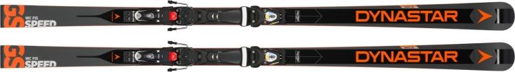Lyže Dynastar Speed WC FIS GS (R22) + SPX 15 Rockerflex  Black Icon