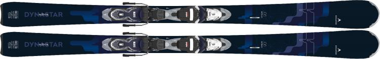 Lyže Dynastar Intense 8 Xpress + Xpress W 11 GW B83 black dark blue