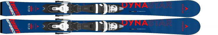Juniorské lyže Dynastar Team Speedzone Xpress + Xpress JR 7 B83 black white